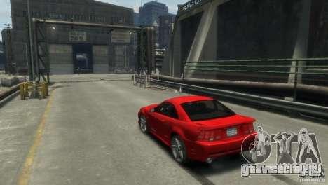 SALEEN S281 для GTA 4 вид справа