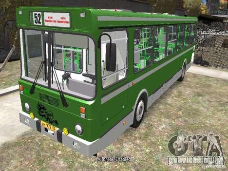 ЛиАЗ 5256.25 для GTA 4