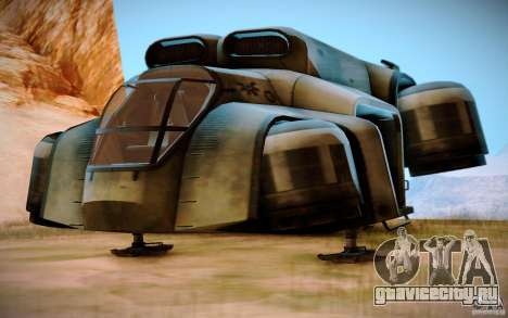 BTR-20 Yastreb для GTA San Andreas