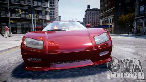 Koenigsegg CCRT для GTA 4 вид справа