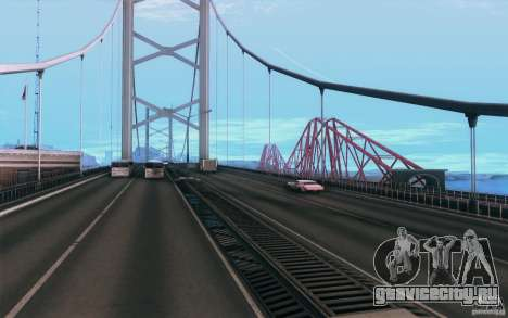 iCEnhancer V3 для GTA San Andreas четвёртый скриншот