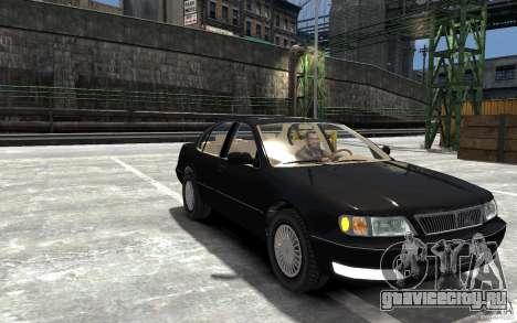 Infiniti I30 A32 Kouki для GTA 4 вид сбоку