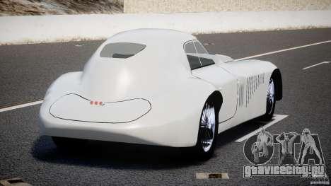 Alfa Romeo 2900B LeMans Speciale 1938 для GTA 4 вид изнутри