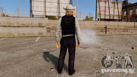 Джефф Бриджес (Рой Палсифер) для GTA 4 третий скриншот