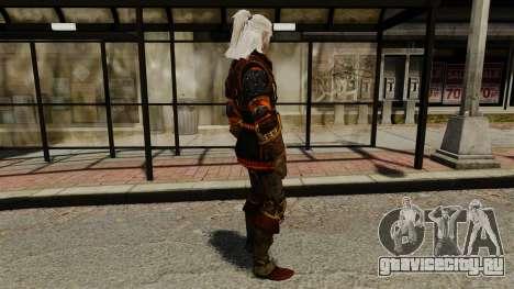 Геральт из Ривии v2 для GTA 4 второй скриншот