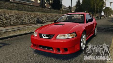 Saleen S281 2000 для GTA 4