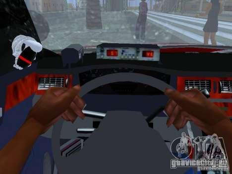 Chevrolet Impala Unmarked для GTA San Andreas вид сбоку