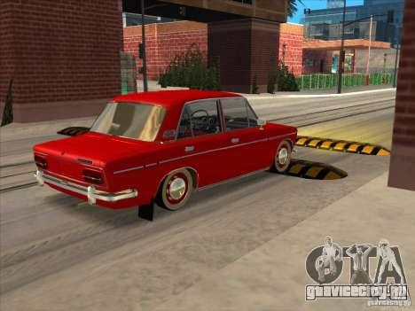 ВАЗ 2103 Resto style для GTA San Andreas вид справа