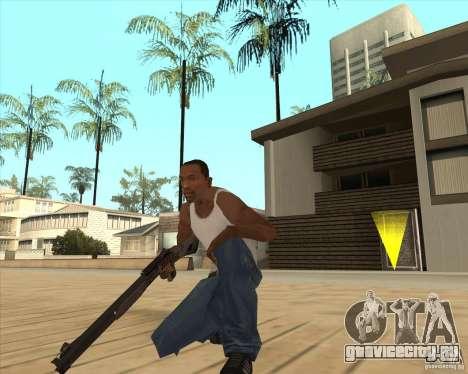 Автоматический дробовик для GTA San Andreas второй скриншот