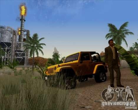 HQ Country N2 Desert для GTA San Andreas