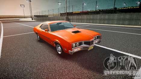 Mercury Cyclone Spoiler 1970 для GTA 4