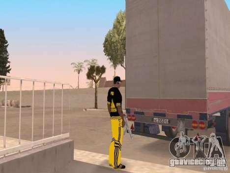 Kogel для GTA San Andreas вид слева