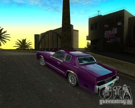 Cadillac Eldorado для GTA San Andreas