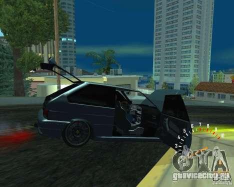 ВАЗ 2113 Ferarri для GTA San Andreas вид слева