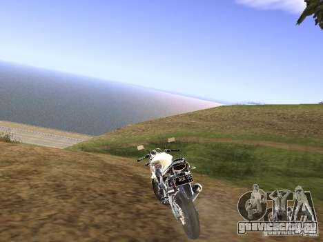 Yamaha V-Ixion для GTA San Andreas вид слева