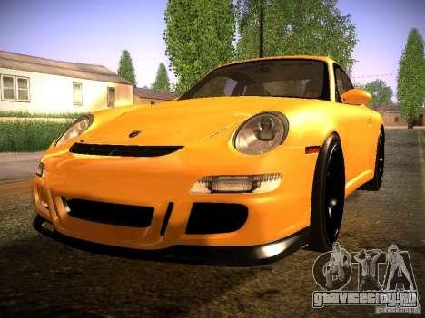 Porsche 911 для GTA San Andreas вид слева