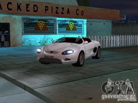Ford Mustang 1993 для GTA San Andreas