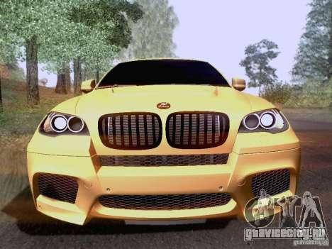 BMW X6M Hamann для GTA San Andreas