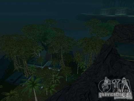Тайна тропического острова для GTA San Andreas одинадцатый скриншот