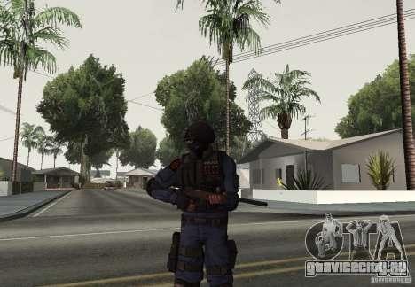Винтовка из GTA IV для GTA San Andreas второй скриншот