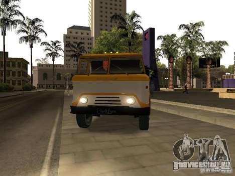КАЗ 608 для GTA San Andreas вид справа