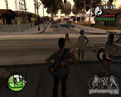 Томми для GTA San Andreas третий скриншот