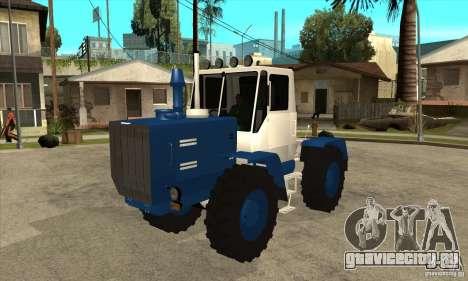 Трактор Т150 для GTA San Andreas