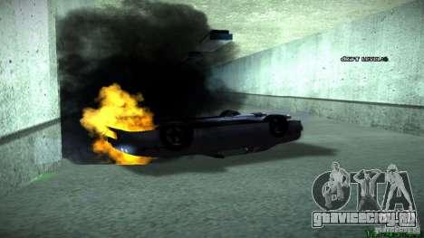 Новые Эффекты 1.0 для GTA San Andreas второй скриншот