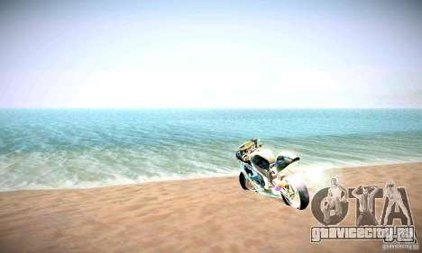ENBSeries By _SilveR_ v2.0 для GTA San Andreas третий скриншот