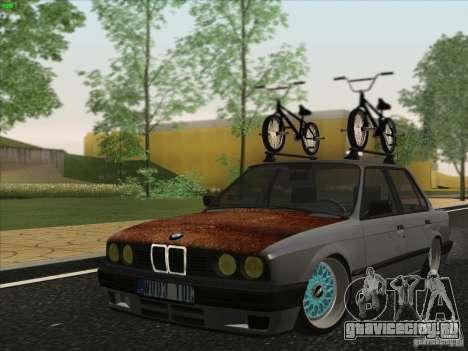 BMW E30 Rat для GTA San Andreas