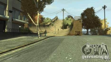 New Map Mod для GTA 4 четвёртый скриншот