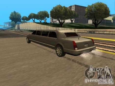 HD Stretch для GTA San Andreas вид слева