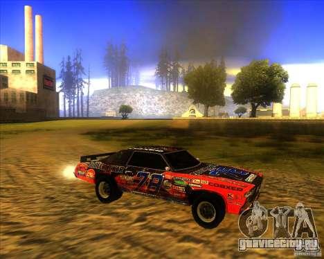 Bonecracker из FlatOut 1 для GTA San Andreas вид слева
