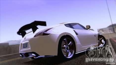 Shine Reflection ENBSeries v1.0.0 для GTA San Andreas третий скриншот
