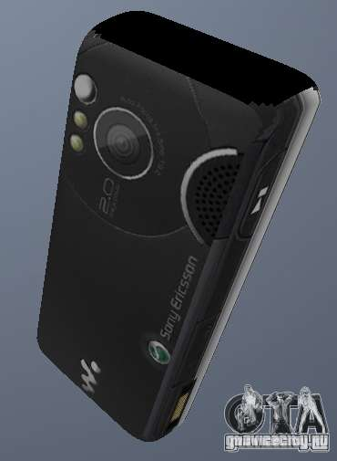 Sony Ericsson W610i для GTA San Andreas второй скриншот
