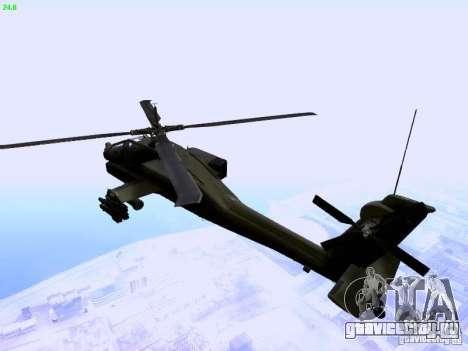 HD Hunter для GTA San Andreas вид слева