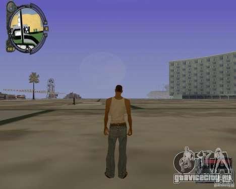 iCEnhancer beta для GTA San Andreas второй скриншот