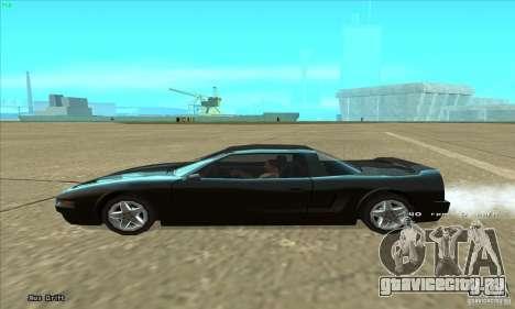 ENBSeries v4.0 HD для GTA San Andreas третий скриншот