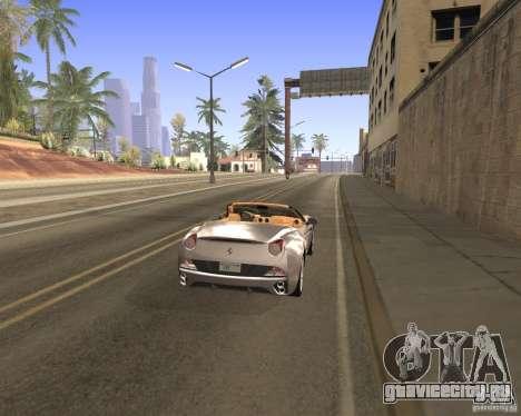 ENBSeries By Krivaseef для GTA San Andreas шестой скриншот