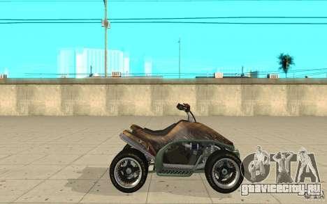 Powerquad_by-Woofi-MF скин 3 для GTA San Andreas вид слева