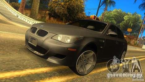 ENBSeries by Fallen для GTA San Andreas девятый скриншот
