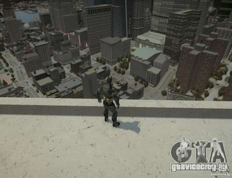 Batman: The Dark Knight для GTA 4