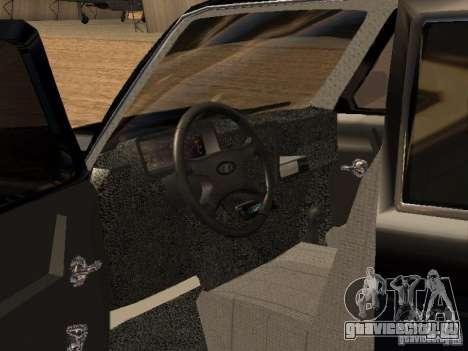 ВАЗ 2121 Tuning для GTA San Andreas вид справа