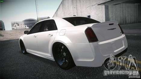 Chrysler 300 SRT8 2012 для GTA San Andreas