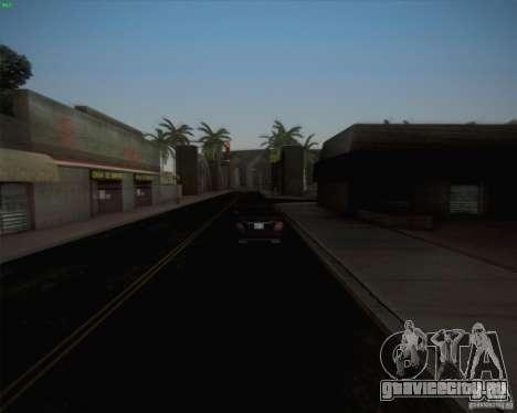 Новые дороги во всем San Andreas для GTA San Andreas второй скриншот