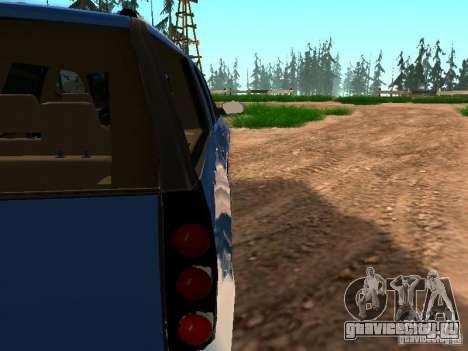 GMC Yukon Denali XL для GTA San Andreas вид сбоку