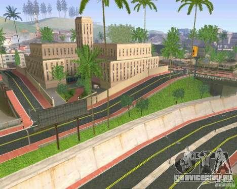 Новые Текстуры Лос-Сантоса для GTA San Andreas одинадцатый скриншот