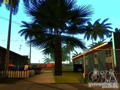 Совершенная растительность v.2 для GTA San Andreas третий скриншот