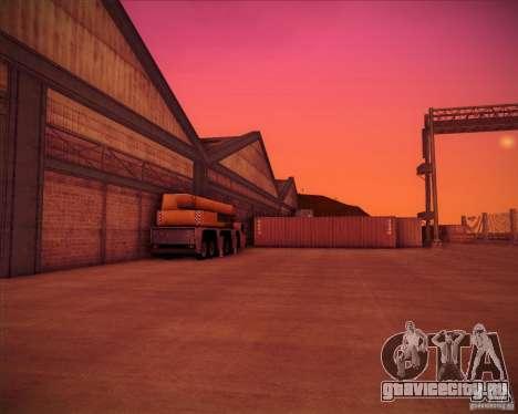 Portland для GTA San Andreas пятый скриншот