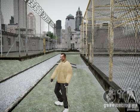 Prison Break Mod для GTA 4 третий скриншот